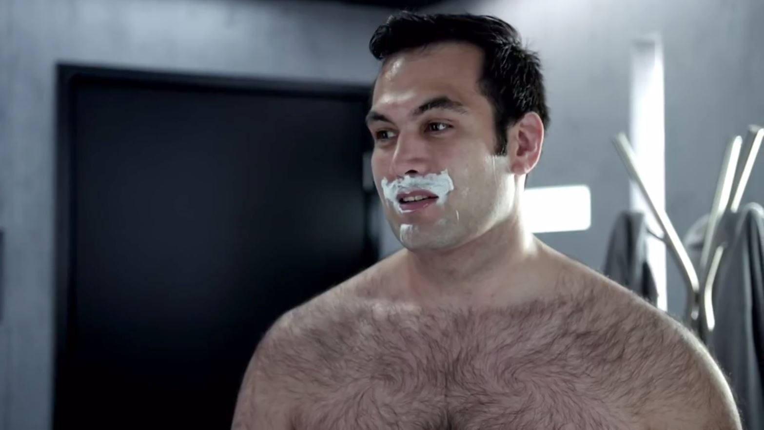 Sexy Manimal in New Gillette Shave Club Ad – Shaving Face Blog
